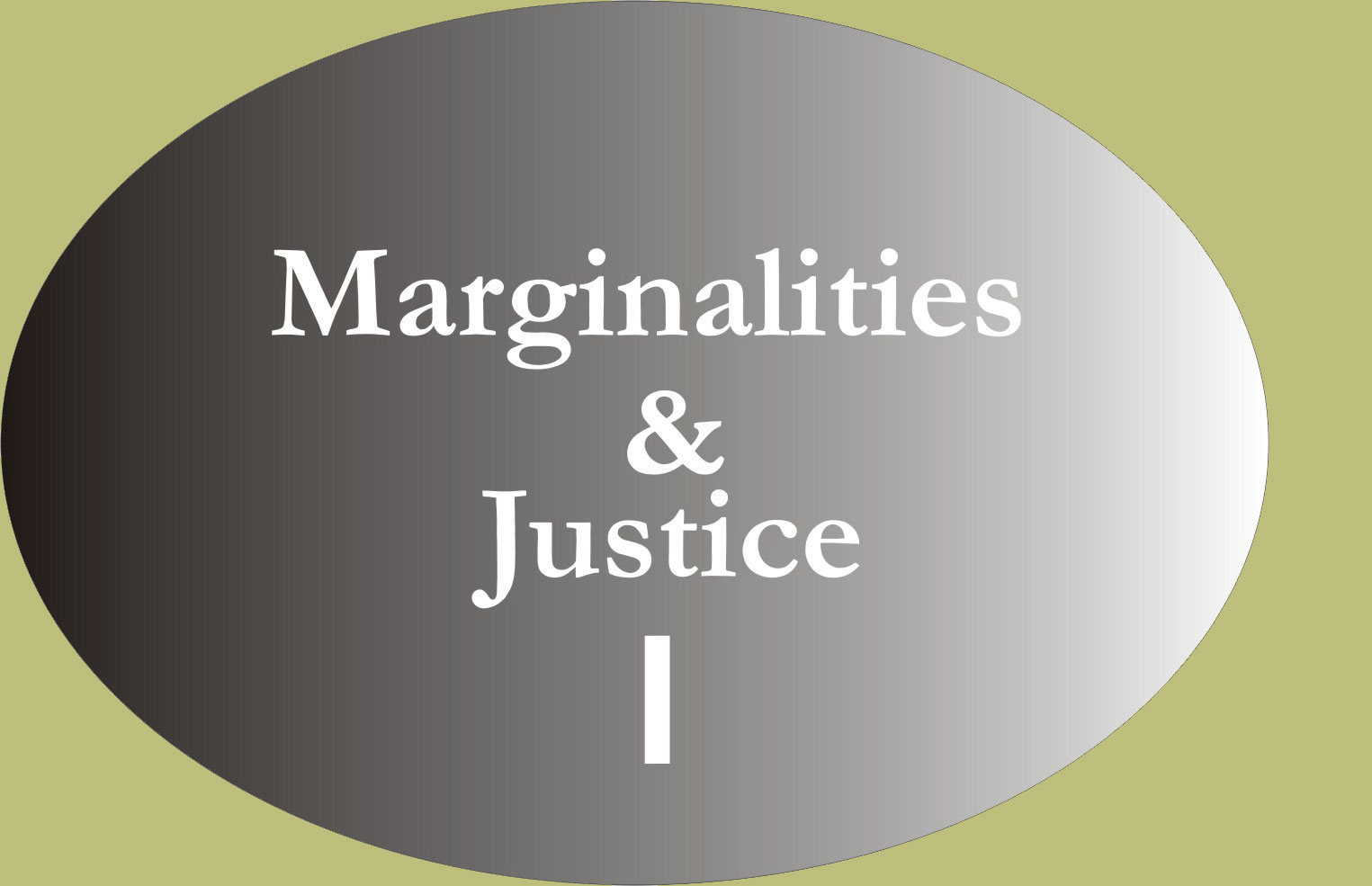Marginalities and Categories of Justice-1